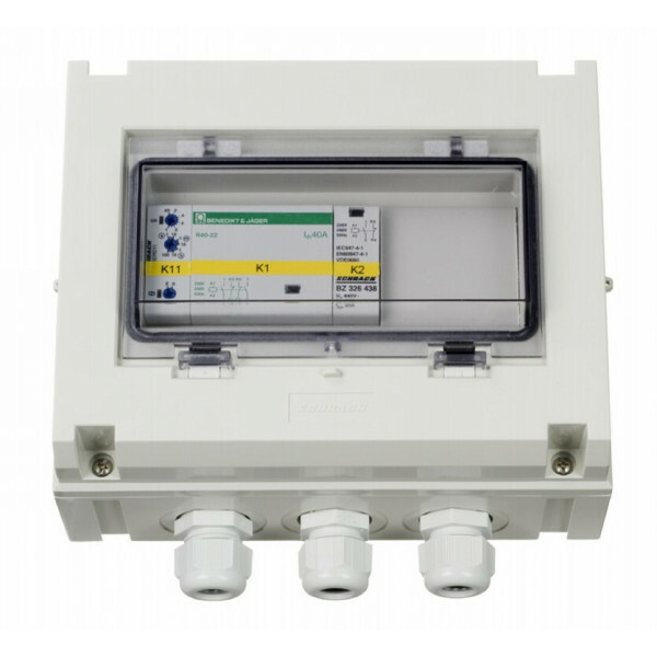 Victron Transfer Switch 10kVA/230V (omschakelautomaat)