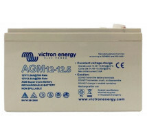 Victron accu AGM Super cycle 12V/12,5Ah (Faston)