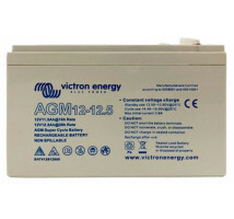 Victron accu AGM Super cycle 12V/12,5Ah (FASTON tab)