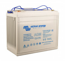 Victron accu AGM Super cycle 12V/170Ah (M8)