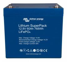 Victron Lithium Accu SuperPack 12,8V/60Ah