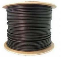 Topsolar kabel zwart 6mm² rol van 100 meter
