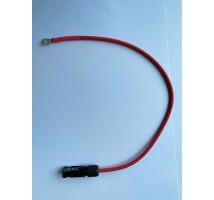 TopSolar kabelverloop Rood 6mm² M6-MC4 50 cm