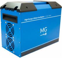 MG HP accu 25,2V 135Ah/3,4 kWh RJ45