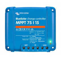 Victron BlueSolar MPPT 75/15 (12/24V)