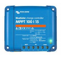 Victron BlueSolar MPPT 100/15 (12/24V)
