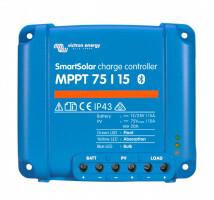 Victron SmartSolar MPPT 75/15 (12/24V)
