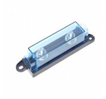 ANL zekeringhouder met afdekap, aansluitingen 2 x M8  maximaal 70mm2 perskabeloog.