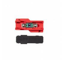 TS-Fuse zekeringhouder MEGA (+) rood 12-48V