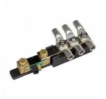 TS-Fuse groundbar voor shunt zwart 500A max.