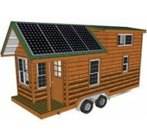 Tiny house energiesysteem XL
